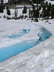 Crack in the ice