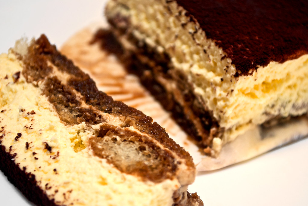365-301 Alesci's Tiramisu CrossSection