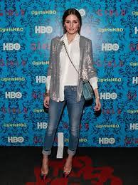 Olivia Palermo Cap Toe Heels Celebrity Styling Fashion