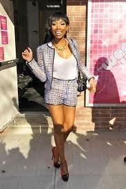 Brandy Cap Toe Heels Celebrity Styling Fashion