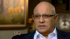 The Spymaster - Meir Dagan on Iran's threat - CBS 60 Minutes