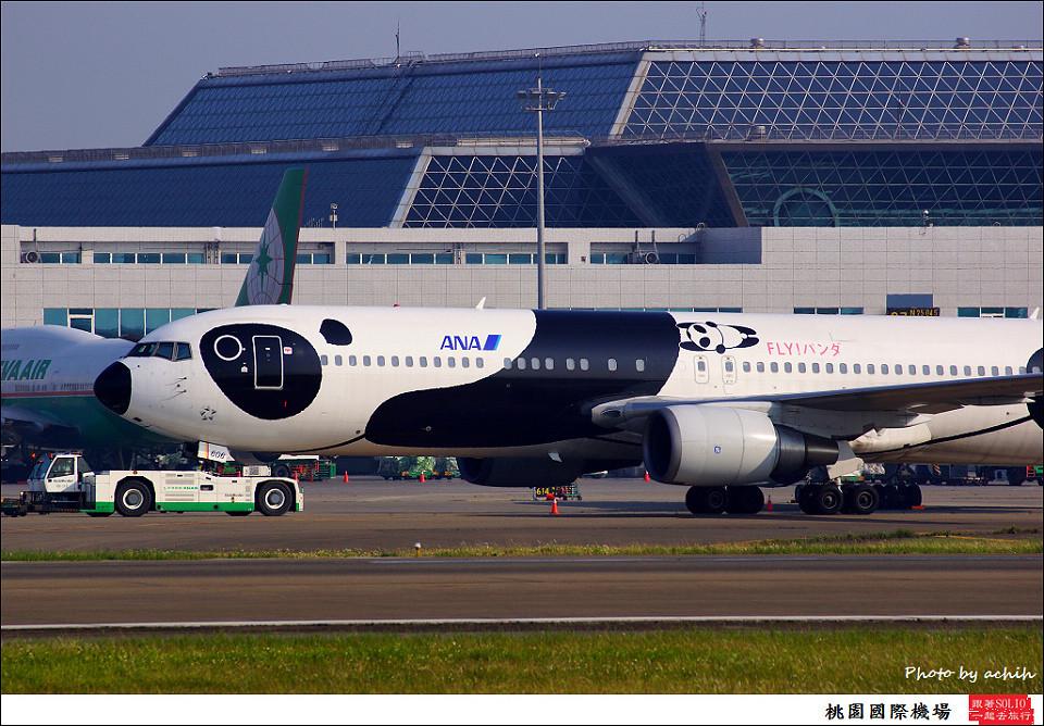全日空JA606A客機005