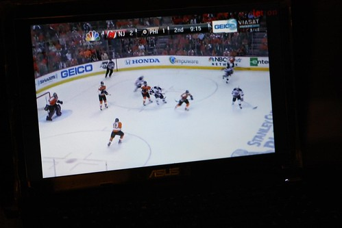 Hockey on the Computer