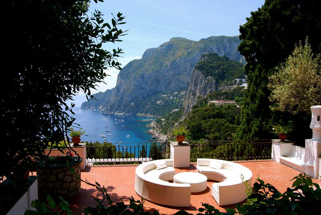 остров Capri