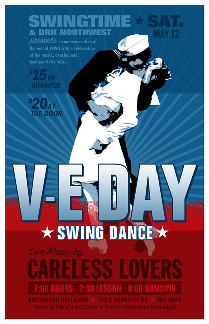 V-E Day Swing Dance @ Bossanova Ballroom