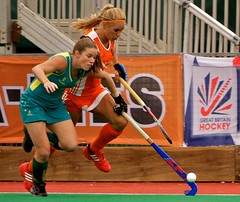 Investec London Cup - Final Netherlands v Australia