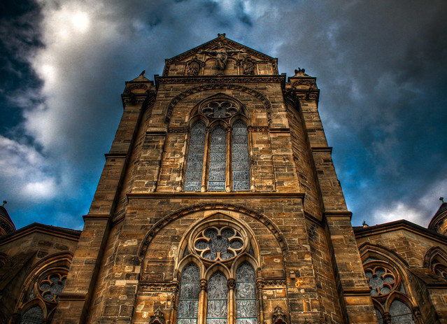 0286 - Germany, Trier, Trierer Dom HDR