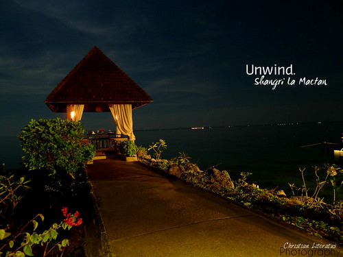 Unwind in Shangri La by Orlitopia