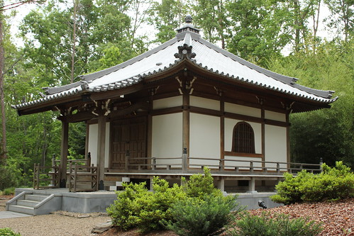 3:28 PM: Hei-Sei-Ji, The Place of Peace, Intergenerational Japanese Temple at Furman University