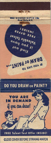 matchbooks Art Instruction