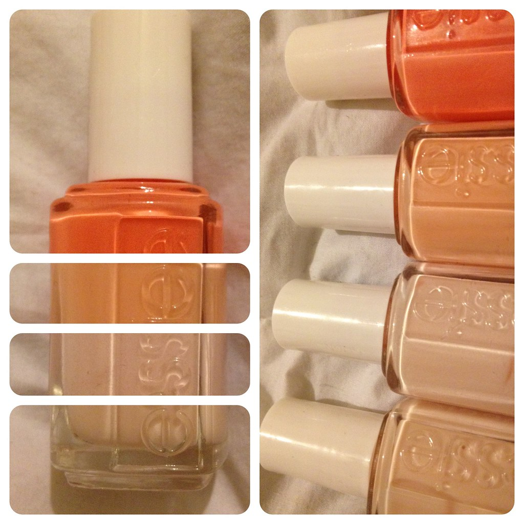 Ballet Slippers, Fiji, A Crewed Interest, Tart Deco - All Essie