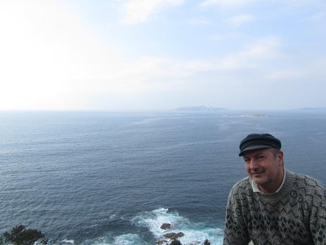 Foto con mar