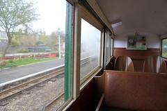 The Romney, Hythe & Dymchurch Light Railway 18-04-2012