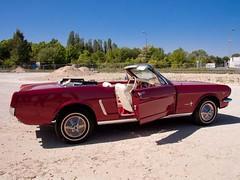 Ford Mustang aus den 60ern