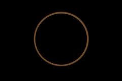 The celestial wedding ring...