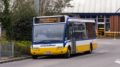 metropolitan area, vehicle, optare solo, transport, public transport, dennis dart, land vehicle, bus,