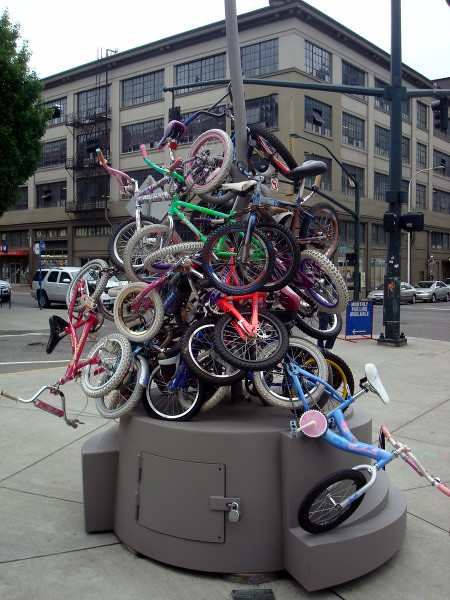 bike structure portland