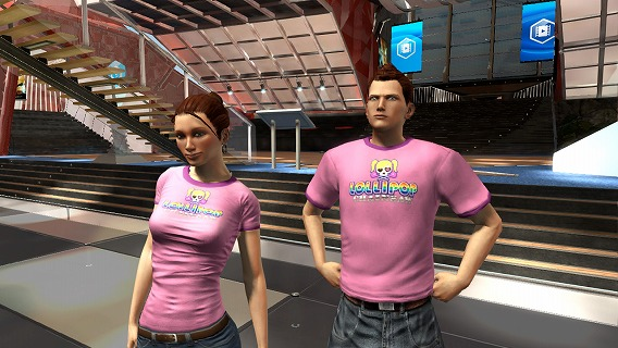 Lollipop Chainsaw PlayStation®Home