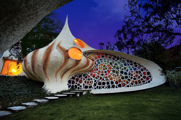 21. Nautilus House
