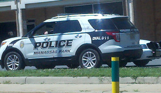 Manassas Park, Virginia, Police Ford Explorer