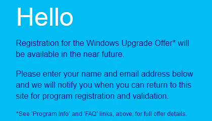 Those who purchase eligible Windows 7-based PCs from today can upgrade to Windows 8 Pro for S$17.99 (incl. GST) later on.