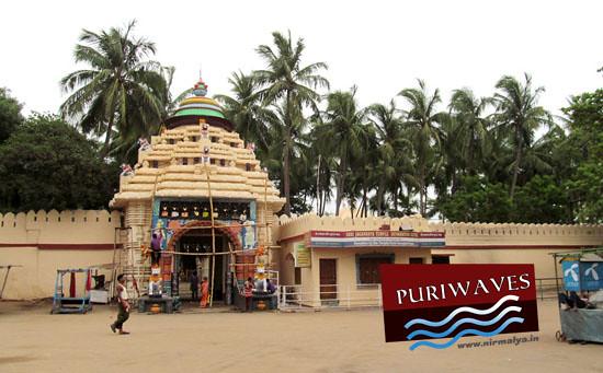 Nakachana Gate of Sri Gundicha Temple
