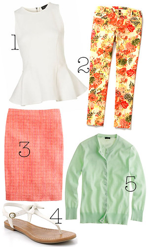 Style Guide: Summer Work Attire