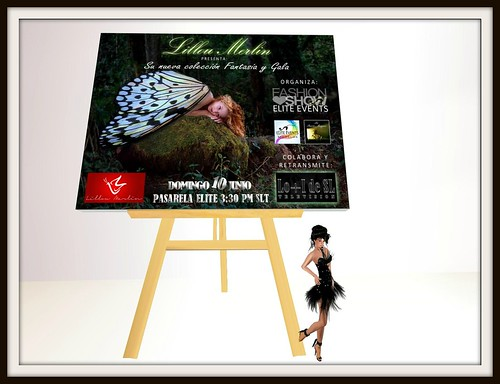 Presentación nueva colección Fantasía y Gala Lillou ~ Merlin by Cherokeeh Asteria