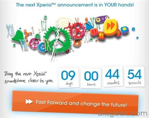 next Xperia