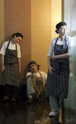 The Cooks of La Girolle