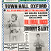 wrestling poster, oxford