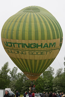 "G-NBSI ""Nottingham Building Society"""