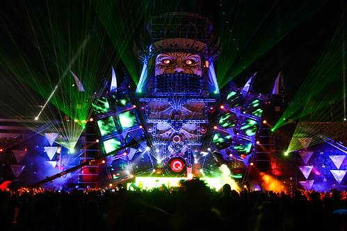 Q-Dance  @ Electric Daisy Carnival