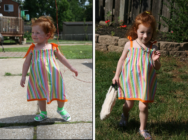 Made Sundress 2 years later