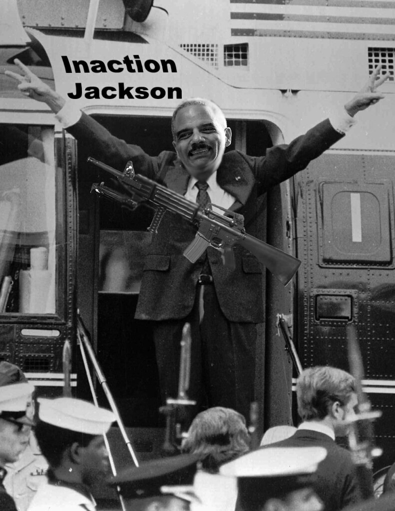 INACTION JACKSON