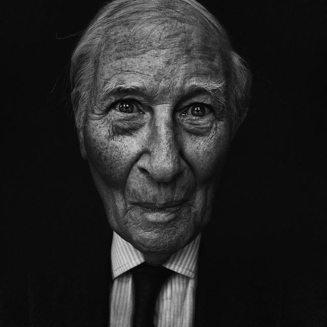 LJ. - Sir. Roger Bannister. Legend! SPOTY2012