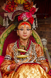 The Living Goddess of Patan