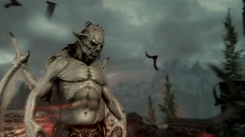 skyrim how to call werewolves