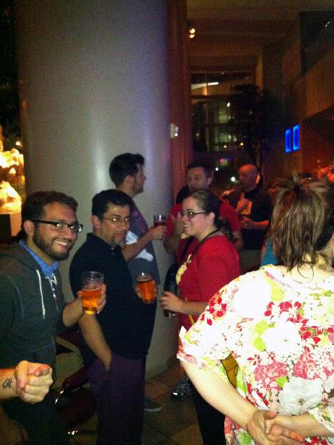 HeroesCon 2012  -- 03 -- Slick Jaime