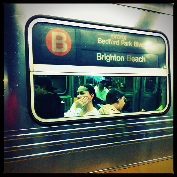 Brighton Beach Bound B