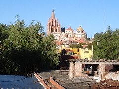 San Miguel Allende from afar