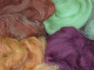Tour de Fleece 2012 - Fibre