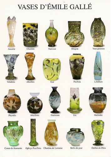 My Wish List Vases D Emile Galle Multiple I Would Love T Flickr Photo Sharing