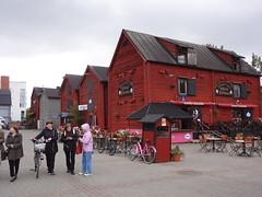 Marktplatz von Oulu