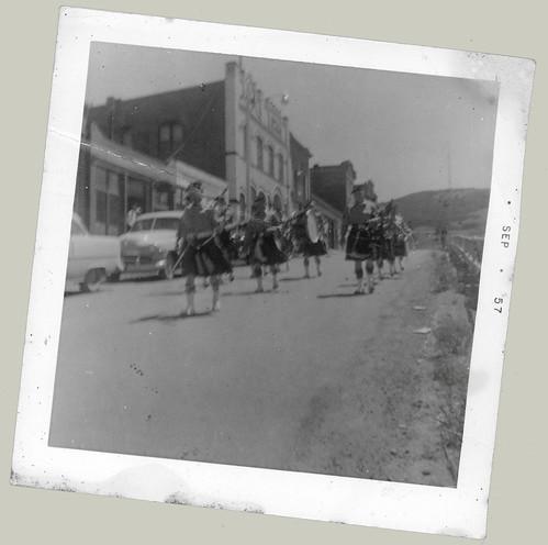 Parade around in Kilts