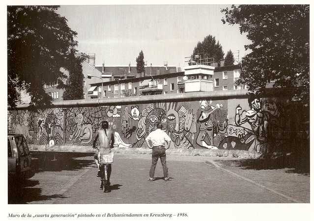 Fotos Historicas do Muro de Berlim