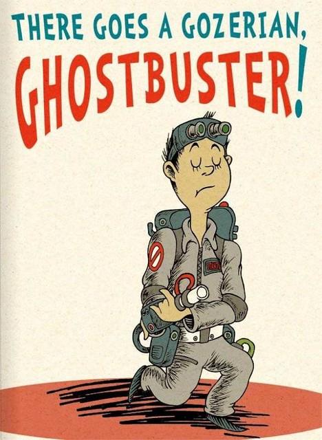 Dr. Seuss Ghostbuster