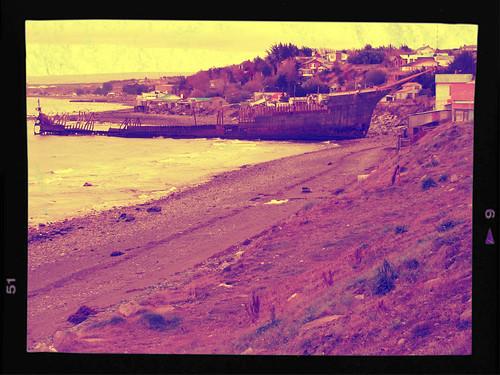 Volver a casa bordeando el Estrecho de Magallanes