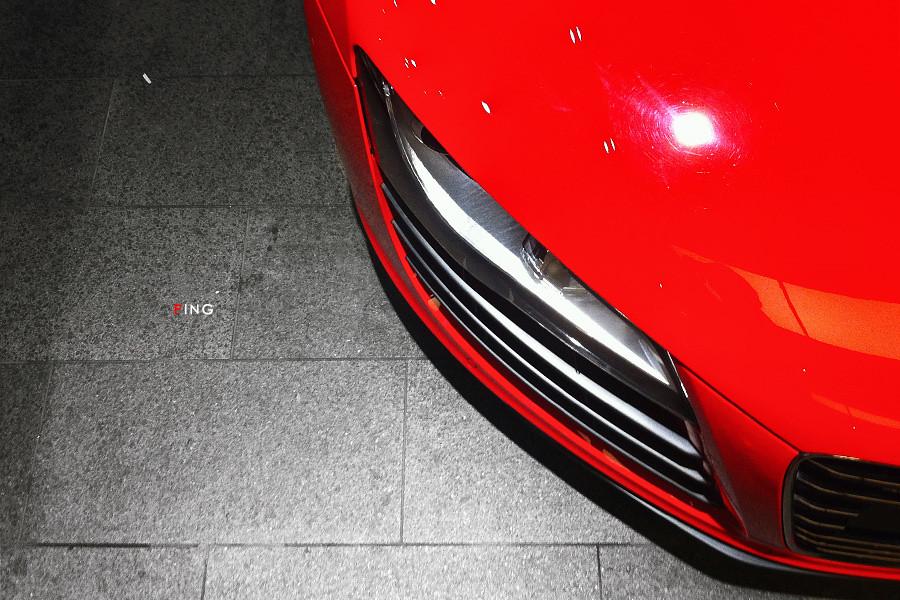 Audi R8 @ Pavilion KL