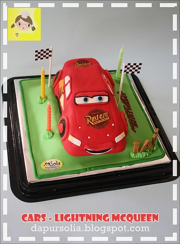 Cars - Lightning McQueen